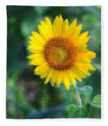 Flower #43 Fleece Blanket