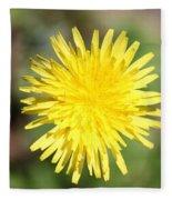Flower Fleece Blanket