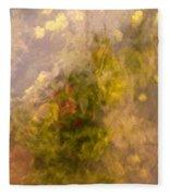 Flower Dream Fleece Blanket