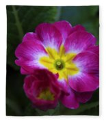 Flower In Spring Fleece Blanket