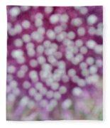 Flower Photograph2  Fleece Blanket