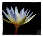 Flowers 44 Fleece Blanket
