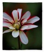 Flowers 66 Fleece Blanket