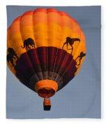 Flying High Fleece Blanket