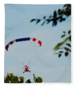 Paraplane Flying High Fleece Blanket