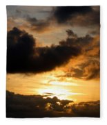 Flying Solo Fleece Blanket