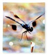 Flying Sparkler Fleece Blanket
