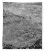 Foam Frozen In Time Fleece Blanket