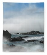 Fog Lift Fleece Blanket