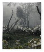 Fogscape Fleece Blanket