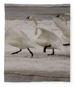 Follow Me Boys Fleece Blanket