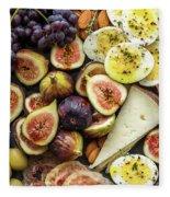Foodie Phone Case Fleece Blanket