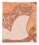 For A Wedding In May Or June Fleece Blanket