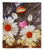 For The Love Of Summer And Life Fleece Blanket