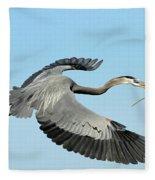 For The Nest Fleece Blanket
