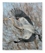 For The Nest Too Fleece Blanket