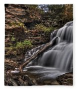Forces Of Nature Fleece Blanket