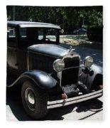 Ford A 1931 Fleece Blanket