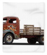 Ford Classic 7 Up Truck Fleece Blanket