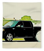 Ford F-150 Fleece Blanket