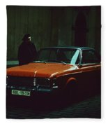 Ford Taunus 20m Rs Coupe Fleece Blanket