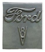 Ford 23 Fleece Blanket