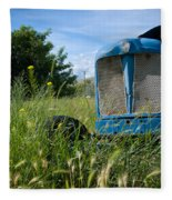Fordson Deisel Fleece Blanket