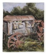 Fordson Model F Fleece Blanket