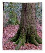 Forest Foundation Fleece Blanket