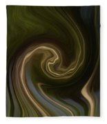Forest Illusions-whispers On The Wind Fleece Blanket