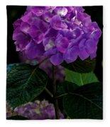 Forever Violet Fleece Blanket