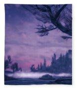 Forgotten Dreams Fleece Blanket