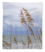 Fort Fisher Fleece Blanket