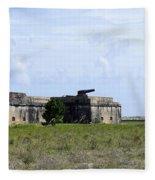 Fort Pickens Fleece Blanket