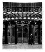 Four Seasons Hotel New York Fleece Blanket
