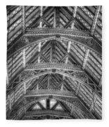 Fourth Presbyterian - Church - Chicago Fleece Blanket
