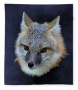 Foxburst Fleece Blanket