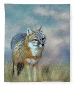 Foxy Fleece Blanket
