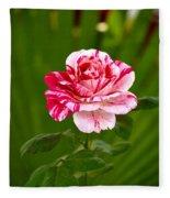 Fragrant Pink Fleece Blanket