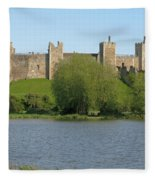 Framlingham Castle Fleece Blanket