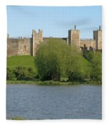 Framlingham Castle Fleece Blanket