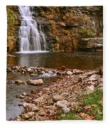 France Park Falls Fleece Blanket