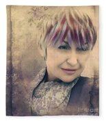 Francesca Fleece Blanket