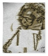 Frank Morgan Fleece Blanket
