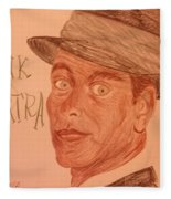 Frank Sinatra - The Voice Fleece Blanket