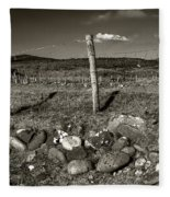 Fred Fencestone Fleece Blanket