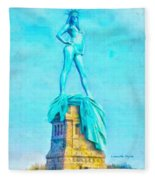 Free Liberty - Da Fleece Blanket