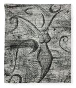 Free Spirit Fleece Blanket