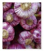 French Onions Fleece Blanket