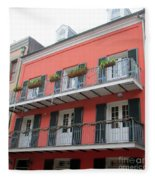French Quarter 21 Fleece Blanket